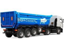 Crosser. Продается прицеп самосвальный Grosser F30