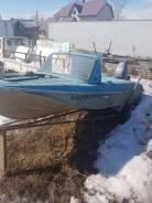 Казанка. 1985 год год, длина 4,00м., двигатель подвесной, 40,00л.с., бензин