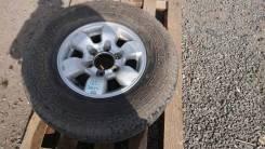 Колесо на запаску Nissan Terrano RR50