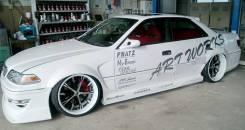 Крылья Bn-Sports ( Bn-Sport ) Toyota Mark2 jzx100