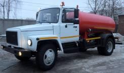 Коммаш КО-503В-2. Ассенизационная (вакуумная) машина ко-503В2 на шасси ГАЗ 33098, 4 435куб. см.