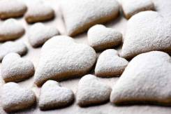 Сахарная пудра нетающая Бархатная