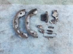 Механизм ручника. BMW 7-Series, E65, E66 Двигатели: M54B30, M57D30TU2, M67D44, N52B30, N62B36, N62B40, N62B44, N62B48, N73B60