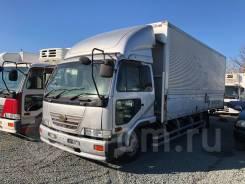 Nissan Diesel Condor. Фургон-бабочка 5 тонн, 6 920куб. см., 5 000кг., 4x2
