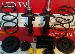 Амортизатор. Nissan Teana, J31, PJ31, TNJ31 QR20DE, QR25DE, VQ23DE, VQ35DE