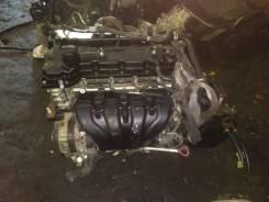 Двигатель в сборе. SsangYong Actyon Adria Action