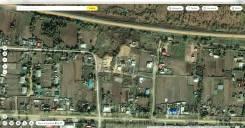 Абсолютно незатопляемый участок Обмен с доп. на 3-4 комн. кв. р-н АГМА. 3 000кв.м., собственность, электричество, вода. План (чертёж, схема) участка