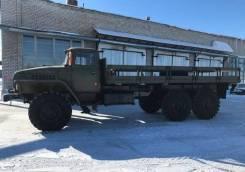 Урал 4320. Продается УРАЛ 4320, 14 860куб. см., 6 000кг., 6x6