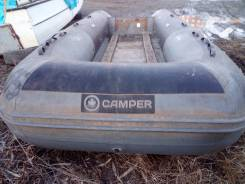 Camper Pro. 2017 год год, длина 5,60м., двигатель без двигателя