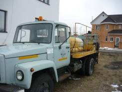 Стройдормаш. Машина дорожной разметки ДЭ-21М-02 на базе ГАЗ-3307.