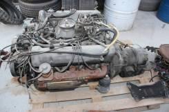 ДВС M117.986+АКПП 722.004 на Mercedes 450SE SEL W116