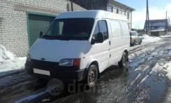 Ford Transit Van. Форд-транзит, 2 500куб. см., 1 500кг., 4x2