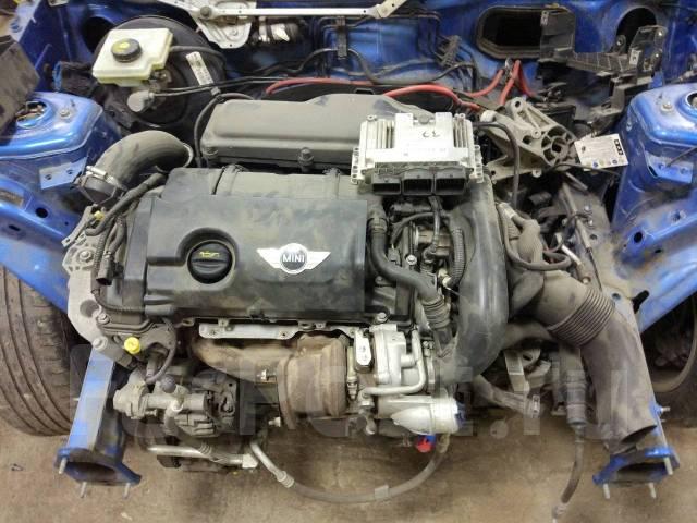 двигатель N18 Mini Cooper S автозапчасти в находке