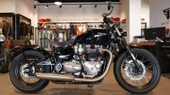Triumph Bonneville Bobber 1200, 2018. 1 200куб. см., исправен, птс, без пробега