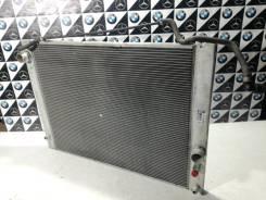 Радиатор охлаждения двигателя. BMW 5-Series, E60, E61 BMW 6-Series, E63, E64 N43B20OL, N52B25UL, N53B25UL, N53B30OL, N52B30