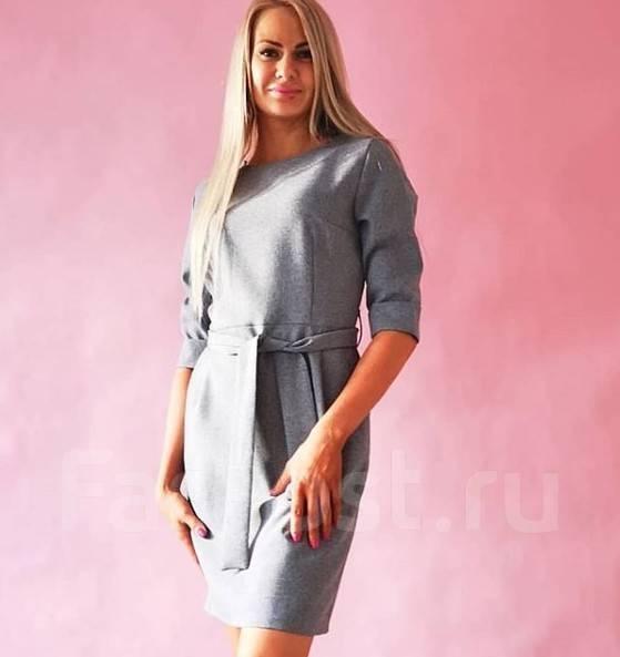 c8a7cee57d3 Платье офисное - Основная одежда во Владивостоке