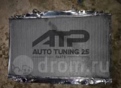 Радиатор охлаждения двигателя. Toyota Soarer, MZ20, MZ21 Toyota Supra, MA70