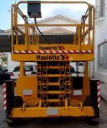 Haulotte HA18 PX. Автовышка, 9 860куб. см., 18,00м.