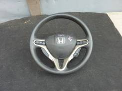Подушка безопасности водителя. Honda Fit, GP1