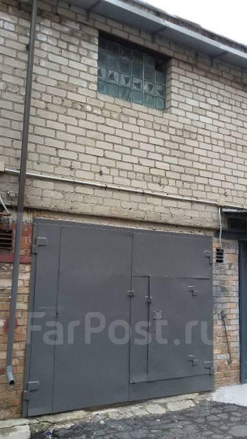 Боксы гаражные. улица Станюковича 28, р-н Эгершельд, 21,0кв.м., электричество, подвал. Вид снаружи