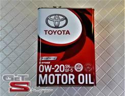 Toyota. 0W-20, 4,00л.
