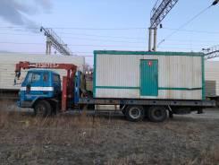 Перевозка контейнеров, будок, бытовок, гаражей, катеров, спецтехники,
