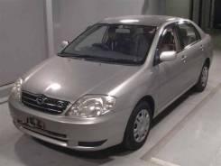 Toyota Corolla. NZE121