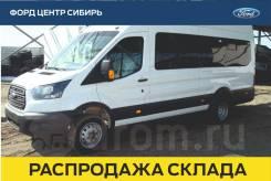 Ford Transit. Продается автобус 19+3 в Новосибирске, 22 места, В кредит, лизинг