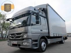 Mercedes-Benz Atego. Мерседес Атего 1229L, 11/2012г, штора 50 м3, гидролифт, 6 374куб. см., 7 000кг., 4x2