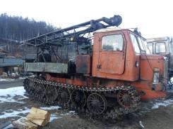 АТЗ ТТ-4. Буровая установка