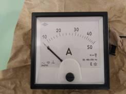 Килоамперметр Э427001, 0-50А, 50/5 ктр