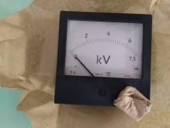 Киловольтметр Ц427021 7,5 кВ, 6000/100