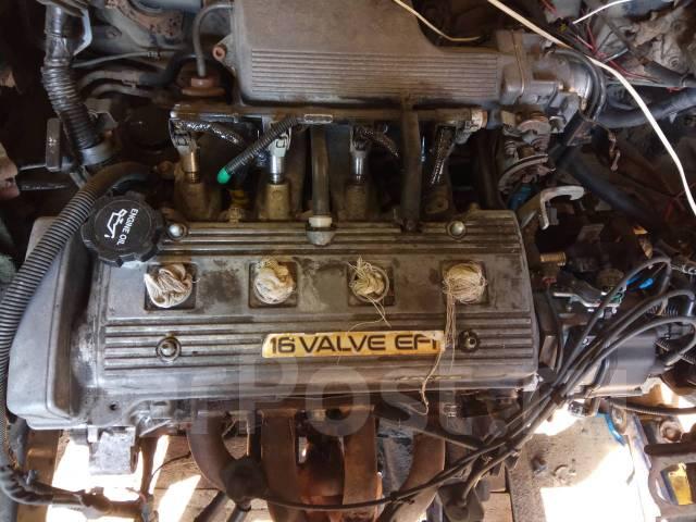 Двигатель toyota 4A FE