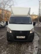 ГАЗ ГАЗель Next. Продаётся Газель Next 2018 тент с воротами 18 кубов до 8 европаллет, 2 800куб. см., 1 500кг., 4x2
