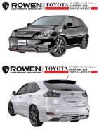 Обвес кузова аэродинамический. Lexus RX330, GSU30, GSU35, MCU38 Lexus RX350, GSU30, GSU35, MCU38 Lexus RX400h, MHU38 Lexus RX300, GSU35, MCU38 Toyota...