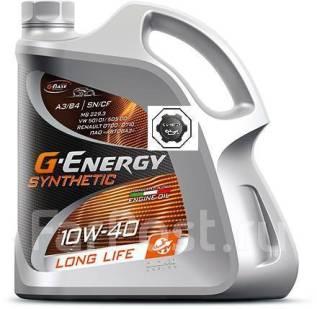 G-Energy. 10W-40, синтетическое, 4,00л. Под заказ
