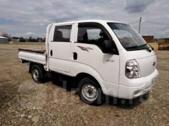 Kia Bongo III. Kia Bongo, 2 700куб. см., 1 000кг., 4x4