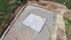 Продается участок для ИЖС с фундаментом в черте города. 1 458кв.м., собственность, электричество. Фото участка