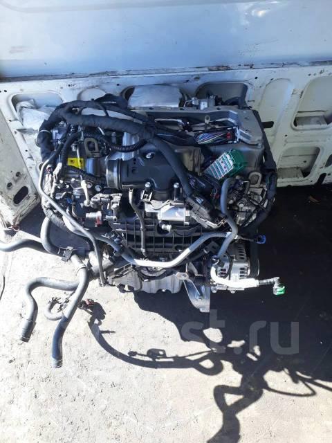 Двигатель B20NFT Opel Insignia 2.0B с навесным