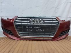 Бампер передний Audi A4 B9 2015+
