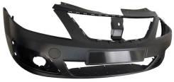 Новый передний бампер (шагреневый) Lada Largus 12-
