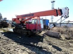 Ульяновец. Гусеничный кран 25 т, 2012 г, 1500 м/ч