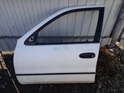 Передняя левая дверь Toyota Sprinter AE100 пустая (Железо)