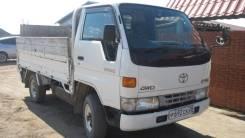 Toyota Dyna. Продается грузовик Toyota DYNA, 2 700куб. см., 1 500кг., 4x4