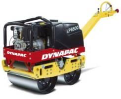 Dynapac. Ручной каток LP6500