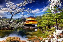 Япония. Осака. Экскурсионный тур. Осака- Киото, билет включён в стоимость