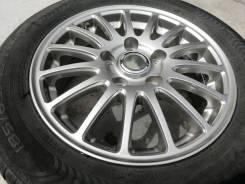 "Bridgestone Eco Forme SE-12. 6.0x15"", 5x114.30, ET45"