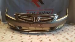 Бампер передний Honda Inspire UC1 рестайл /RealRazborNHD/