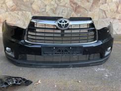Бампер передний для Toyota Highlander III 2013>