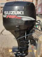 Suzuki. 40,00л.с., 4-тактный, бензиновый, нога L (508 мм), 2009 год